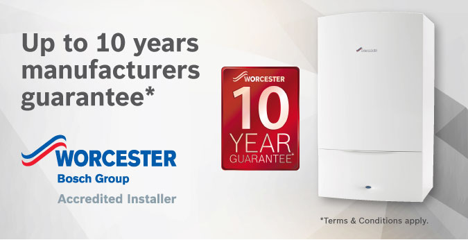 Worcester product guarantee